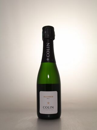 Colin AOC Champagne 1/2 Cuvée Alliance brut Tradition